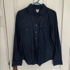 J. Crew The Perfect Shirt size M